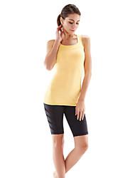 Outros Mulheres Ioga tops Sem Mangas Permeável á Humidade / Materiais Leves Others Ioga / Fitness / Corrida M / L / XL