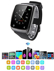 i8 Bluetooth4.0 Smart Watch for iPhone Samsung HTC Xiaomi IOS Android Anti-lost Alarm Function Sleep Monitor Pedometer
