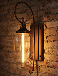 Vintage Loft Adjustable Industrial Metal Wall Light  Country Style Sconce Lamp Fixtures