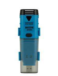 Bside BTH04 Waterproof Temperature Data Acquisition Instrument / Recorder Can Be Connected To The Computer Analysis Data