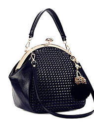 2015 winter trend of the new female Bao Ling Shell clip package in Europe and big-name fashion style retro bags
