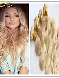 3 Pcs/Lot Hair Products 8A Cheap Blonde 613 Virgin Brazilian Human Hair Extension 3 Bundles Lot Body Wave Hair Bundles