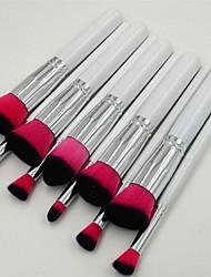 Professional 10pcs Makeup Brushes Set Make-up Kit Brush Set Foundation Power Eyeliner Brushes (Random Color)