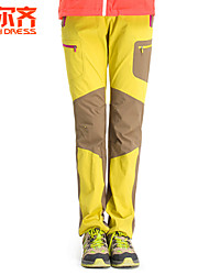 Women's Spring / Autumn / Winter Hiking Pants PantsWaterproof / Breathable / Insulated / Rain-Proof 2-34