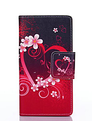 Painted PU Phone Case for Huawei P8 Lite