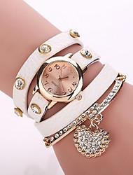 relógio casual queena mulheres
