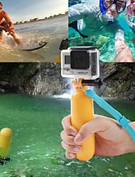 Acessórios para GoPro Montagem Flutuante, Para-Câmara de Acção,Gopro Hero 2 / Gopro Hero 3 / Gopro Hero 3+ / GoPro Hero 5Esqui / Surfe /