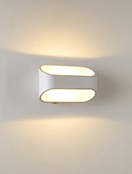 LED / Bulb Included Flush Mount wall Lights,Modern/Contemporary LED Integrated Metal