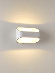 AC 110-130 AC 220-240 4W LED Intégré Moderne/Contemporain Autres Fonctionnalité for LED Ampoule incluse,Vers le Haut appliques murales