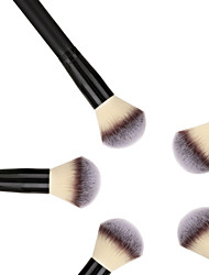 Pro Foundation blush Liquid brush Kabuki Makeup Brush Set Cosmetics Tool FLat Brush