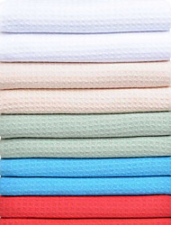 Sinland Microfiber Waffle Weave Kitchen Towels Dish Drying Towels Dish Cloths 16 Inch X 24 Inch 10 Pack Assorted Colors
