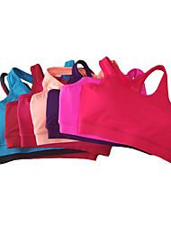 Carrera Tank Tops / Tops Mujer Sin Mangas Materiales Ligeros / Reductor del Sudor / Compresión ChinlonYoga / Fitness / Carreras /