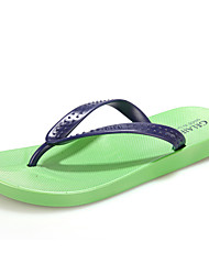 Men's Shoes Outdoor / Casual Rubber Sandals Blue / Green / Red