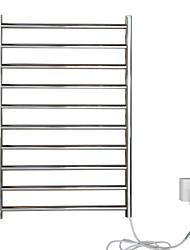 Liren® Electric Heating Towel Rack, Stainless Steel Towel Warmer, Heating Radiator