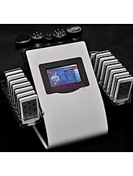 dimagrante macchina laser lipo cavitazione ultrasonica radiofrequenza vuoto tripolare rf multipolare cura del viso perdita di peso