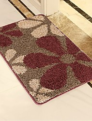 Fashion Color Bath Mats Rugs Kitchen Mat Foot Pad Door Carpet