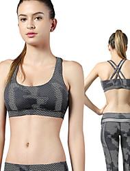 Otros Mujer Yoga Tops Sin Mangas Permeabilidad a la humeda / Materiales Ligeros Others Yoga / Fitness / Running S / M / L