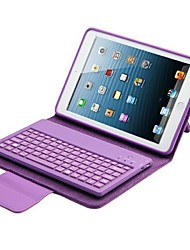 PU Leather Case with Keyboard for iPad Air 2(Assorted Colors)