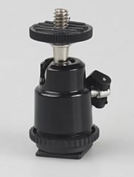 1/4 винтовые горячий башмак адаптер камеры аксессуары