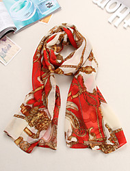HOT Lady selling the  gharry  print  velvet chiffon scarf shawl