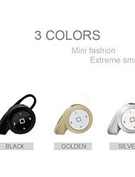 BT70 ZAPO escargot de style oreillette bluetooth 4.1 mini-sport musique stéréo casque sans fil de type universel