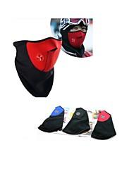 Mascara Facial (Rojo / Negro / Azul / Others) - Transpirable / Aislado / Secado rápido - deCamping y senderismo / Patinaje / Carreras /