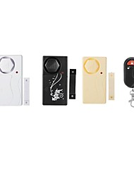 Smart Home Wireless Remote Control Alarm Window/Door Magnetic Sensor Alarm Door Bell  Security