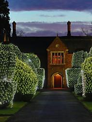 Christmas Curtain Ktv Bars Wedding Meshwork Lamp Lights  Led Decoration Lamps Waterproof String Light 3*2M 200Led
