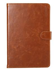 Enkay hochwertigen PU-Leder Schutz Smart Fall mit Ständer und Kartenslots für iPad Mini 4 (farbig sortiert)
