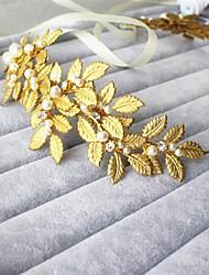 Women's Brass Twig Headpiece - Wedding / Special Occasion Headbands 1 Piece