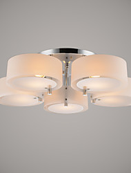 Ecolight™ Flush Mount Modern/Contemporary 5 Lights Ceiling Light/Kids Room/Entry/ Hallway/ Metal