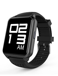 """Kinderl F3 1.55"""" IPS Screen MTK2502 Smart Watch Life Waterproof Heart Rate Monitoring Smartwatch for IOS & Android"""
