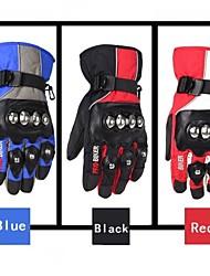 Cycling Gloves / Ski Gloves Full-finger Gloves / Winter Gloves Men's / UnisexAnti-skidding / Keep Warm / Wearproof / Waterproof /