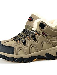 Men's Hiking Shoes Canvas Green