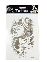 5/PCS new waterproof temporary arm tattoos sexy body art removable tattoos WST-47