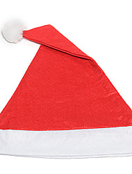 Non-woven Fabric Christmas Hat(5 PCS)