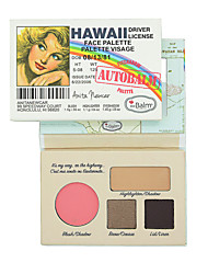 The B@lm Cosmetics New 2 Styles HAWAII And CALIFORNIA Naked Matte Eyeshadow Palette Makeup