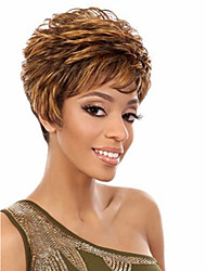 Daily Lovely  Bang Of Short Syntheic Hair Wig
