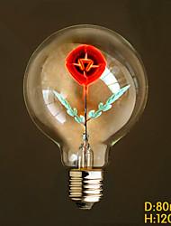 E27 Non LED Flower Bubble Burning Ball Love Flower Personality Decorative Light Source