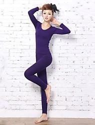 Women's Seamless High Elastic Thermal Underwear