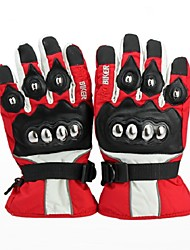 lyžařské rukavice Celý prst / Zimní rukavice Pánské / Vše Akvitita a sportZahřívací / Protiskluzový / Odolné vůči šokům / Voděodolný /