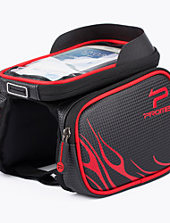Promend® Bike Bag 10LCell Phone Bag Bike Frame Bag Bike Handlebar Bag Rain-Proof Dust Proof Shockproof Multifunctional Touch Screen