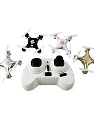 cheerson cx-10a 4ch 3 Achse 2,4 g schwarz / weiß / gold / silber Drohnen