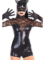 Chapeau - Superhéros - Féminin - Halloween / Carnaval - Top / Gants / Coiffure