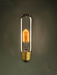E27 25W T10 Test Tube Edison Retro Decorative Light Bulb