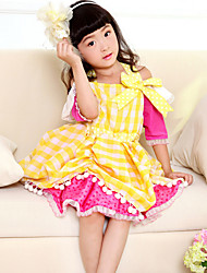 Lovely Princess Child Dance Costume