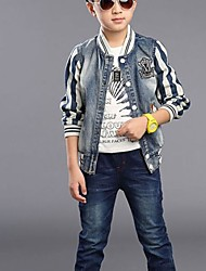 Boy's Denim Jeans , Spring / Fall Long Sleeve