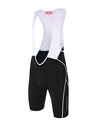 GETMOVING Mountain Road Bikes/Cycling Shorts Suits/Spandex/Bib Shorts Bike/Black And White Collocation