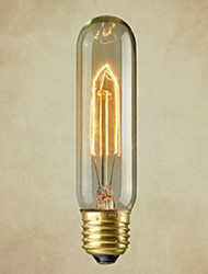 T10 25 To 60 W - 240 - V, 110 v In Vitro Retro Decoration Light Bulb