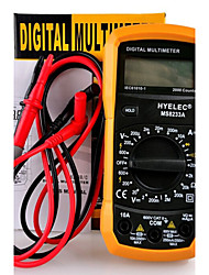 MS8233A Mini Digital Multimeter 2000 Counts Display